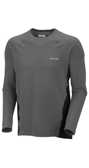 Columbia Men's Baselayer Midweight LS Top grill